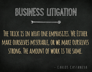 Business-Litigation