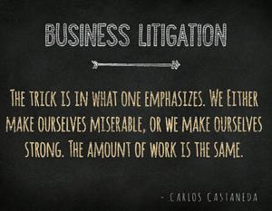 Chicago Business Litigation Attorney
