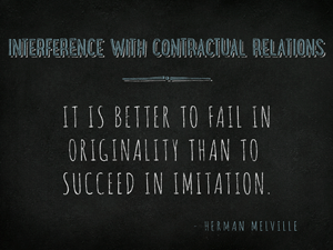 Interference-with-contractual-relations