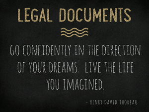 Legal Documents Chicago Business Lawyer - Legal documents for small business