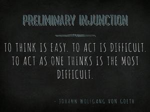 Preliminary-Injunction