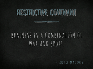 Restrictive-Covenant