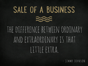 Sale-of-a-Business