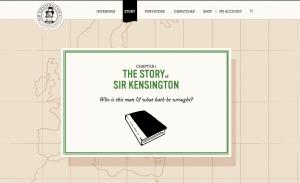 Sir Kensington's Business Branding