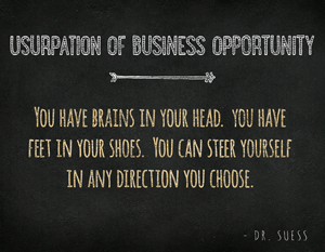 Usurpation-of-Business-Opportunity