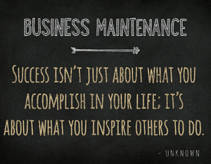 Business-Maintenance