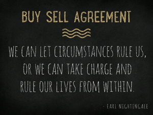 Buy-Sell-Agreement