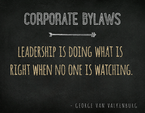 Corporate-Bylaws