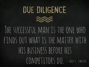 Due-Diligence
