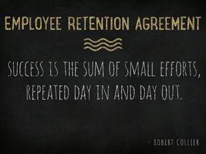 Employee-Retention-Agreement