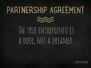 Partnership-Agreement