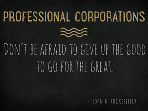 Professional-Corporations