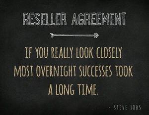 Reseller-Agreement