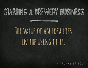 Starting-a-Brewery-Business