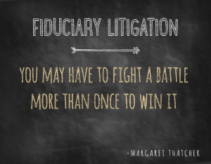 Chicago Estate Litigation | Fiduciary Litigation