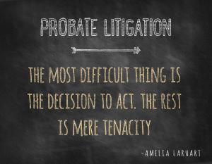 Illinois Estate Litigation Attorney | Chicago Probate Litigation