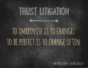 Illinois Estate Litigation| Chicago Trust Litigation