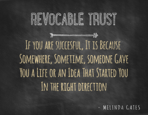 Revocable Trusts