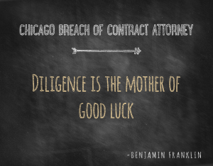 Chicago Breach of Contract Attorney